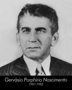 19 - Gervásio Porphírio Nascimento